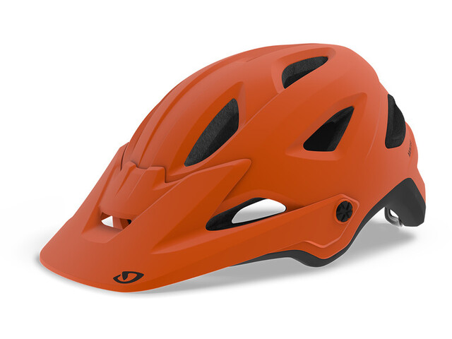Giro Montaro MIPS Kask rowerowy pomarańczowy